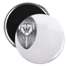 Round Eagle Magnet