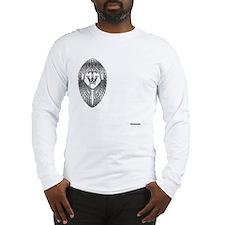 Round Eagle Long Sleeve T-Shirt