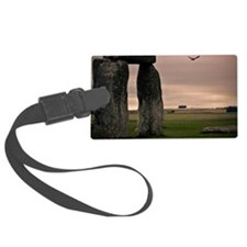 Picture of bird flying past Ston Luggage Tag