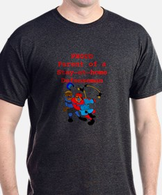 Proud of Stay-at-home Defense T-Shirt