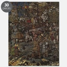 Richard Dadds The Fairy Fellers Puzzle