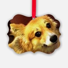 I Support Rescue Ornament