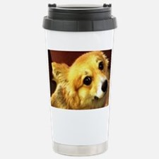 I Support Rescue Stainless Steel Travel Mug