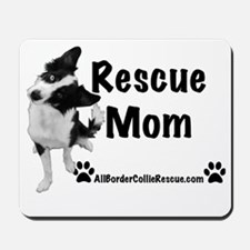 Rescue Mom Mousepad