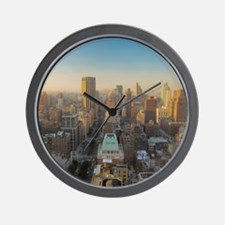 New York City, Manhattan, Midtown, Park Wall Clock