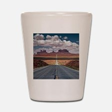 Monument Valley. Shot Glass