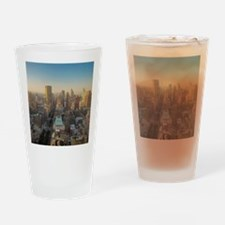 New York City, Manhattan, Midtown,  Drinking Glass