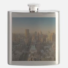 New York City, Manhattan, Midtown, Park Aven Flask