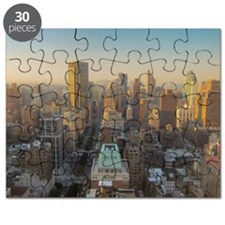 New York City, Manhattan, Midtown, Park Ave Puzzle