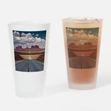 Monument Valley. Drinking Glass