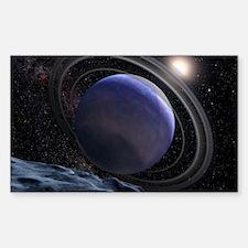 Extrasolar Planet Decal
