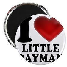 I Heart Little Cayman Magnet