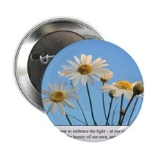 "Daisy Card 2.25"" Button"
