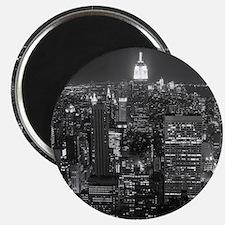 New York City at Night. Magnet