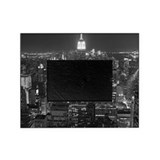 New york city skyline Picture Frames