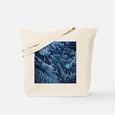 Satellite Image of Earth Tote Bag