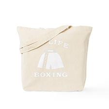 My Life Boxing Tote Bag