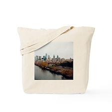 Philadelphia Skyline. Tote Bag