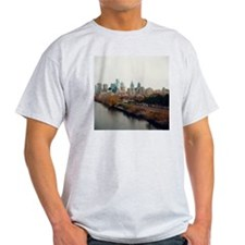 Philadelphia Skyline. T-Shirt