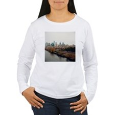 Philadelphia Skyline. T-Shirt