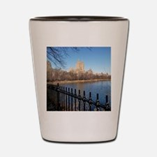 San Remo, Central Park, New York. Shot Glass