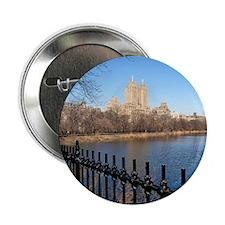 "San Remo, Central Park, New York. 2.25"" Button"