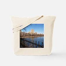 San Remo, Central Park, New York. Tote Bag