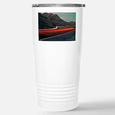 Rush Hour through Mount Travel Mug