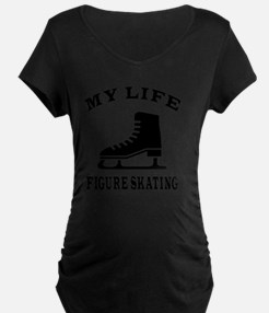 My Life Figure Skating T-Shirt