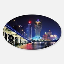 The most famous area in Macau. Decal