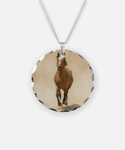 Shagya-Arabian horse canteri Necklace