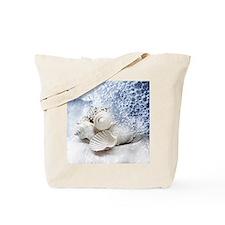 Seashells washed ashore Tote Bag