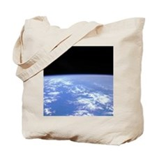 View of the Earth From Space Tote Bag
