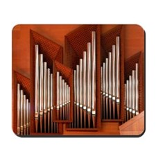 View of right section of organ of Bilbao Mousepad