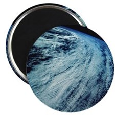 Storm Patterns on Earth Magnet