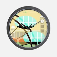 The Houses of Parliament, The Millenniu Wall Clock