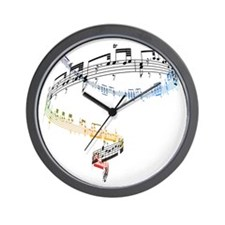 The music is based on Fanataisie (Opus  Wall Clock