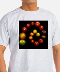 Tomatoes in a spiral T-Shirt