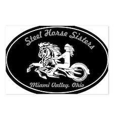 Steel Horse Sisters Postcards (Package of 8)