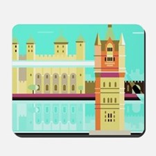 Tower Bridge and the tower of London, Un Mousepad