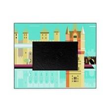 Tower Bridge and the tower of London Picture Frame