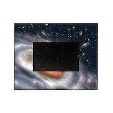 Bursting Black Hole Picture Frame