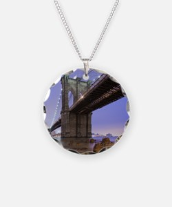 Underneath Brooklyn bridge,  Necklace