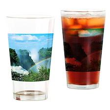 Victoria Falls, Zimbabwe Drinking Glass