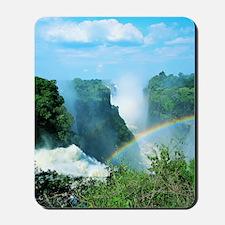 Victoria Falls, Zimbabwe Mousepad