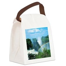 Victoria Falls, Zimbabwe Canvas Lunch Bag