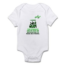Unique Islamic Infant Bodysuit