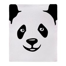panda bear teddy bär Throw Blanket