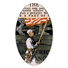 Join The Navy WW1 Decal