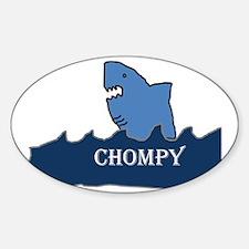 Shark: Chompy Decal